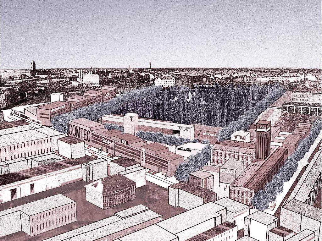 Leipzig DuPont Areal