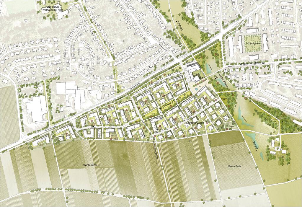 Landau Neues Stadtquartier Südwest 2020